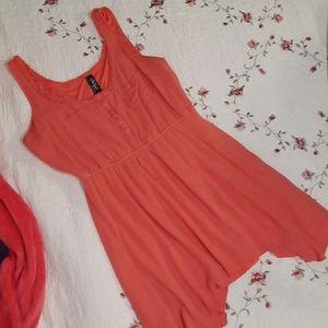 Pretty Little Liars Aeropostale handkerchied dress